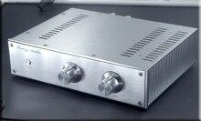 2019 جديد نسيم الصوت A2 الذهبي مختومة مارانتز HDAM تصميم المنزل الصوت مكبر كهربائي 120 واط + 120 واط/4 أوم
