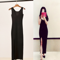 017 Winter Dress Women Sexy Celebrity Party Dresses Bandage Dress Runway Bodycon Dress V Neck Hollow