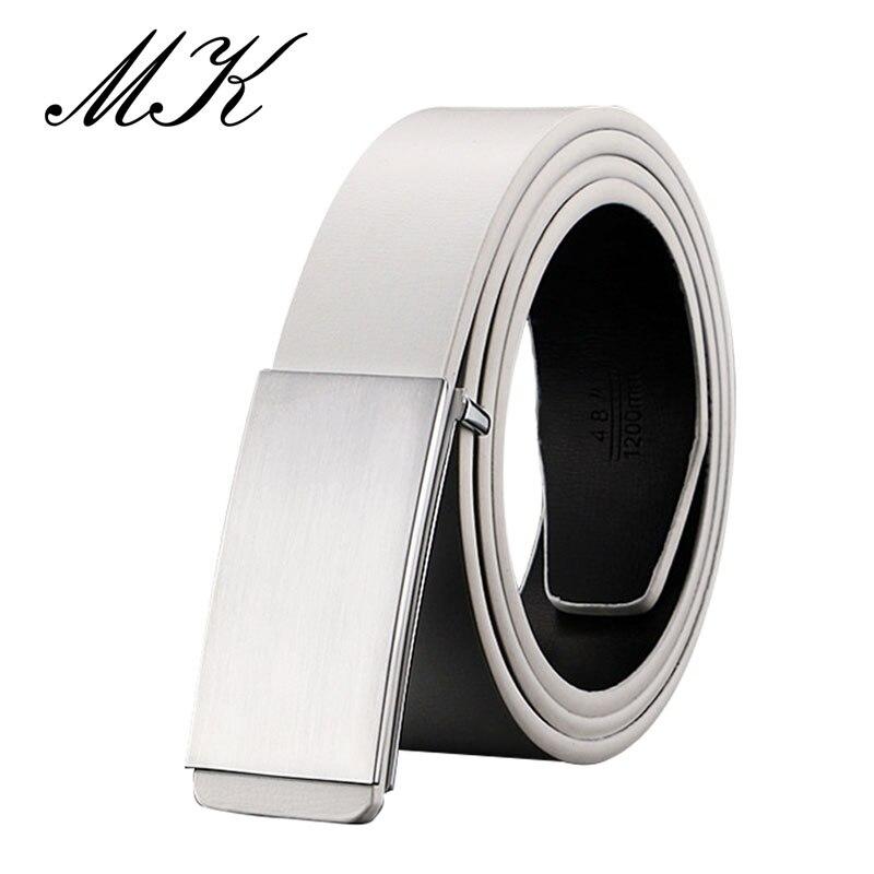 Maikun Belts for Men Designer Brand Luxury Belt High Quality
