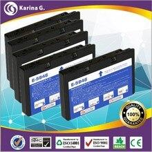 5x для струйных принтеров картридж для epson picturemate show pm300 picturemate show pm225 для t5846