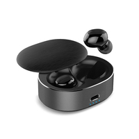 TWS 5.0 Auriculares Bluetooth Inalambrico Wireless Headphones Ear Hook HiFi Headset With Mic Earphones For huawei P30 P20 Pro