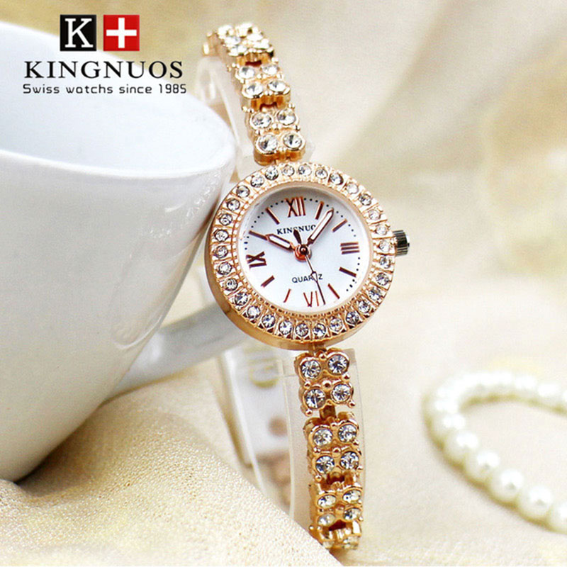 Brand Wrist Watch For Fashion Women Bracelet Watches Beautiful Ladies WristWatch Luxury  ...