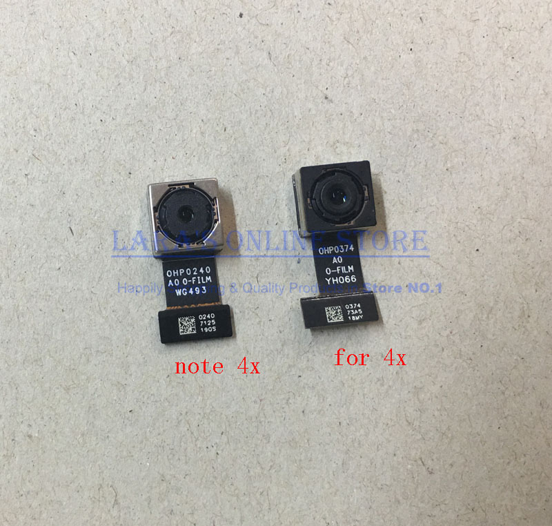Tested For Xiaomi Redmi Note 4X Original Back Rear Camera Module Flex Cable For Redmi 4X