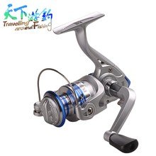 цены TAF Promotion Spinning Fishing Reel 1BB 1000-6000 Size 5.2:1/4.7:1 Carp Fishing Reel  Carretilha De Pesca Spinning Wheel Peche