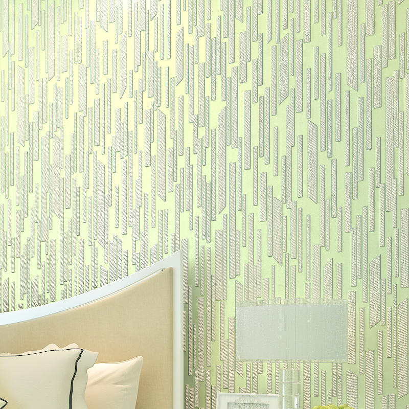 beibehang papel de parede Non-woven wallpaper modern minimalist TV backdrop 3D stereoscopic vertical stripes living room bedroom modern minimalist striped glitter wall paper non woven wallpaper for living room sofa tv background wallcovering papel de parede