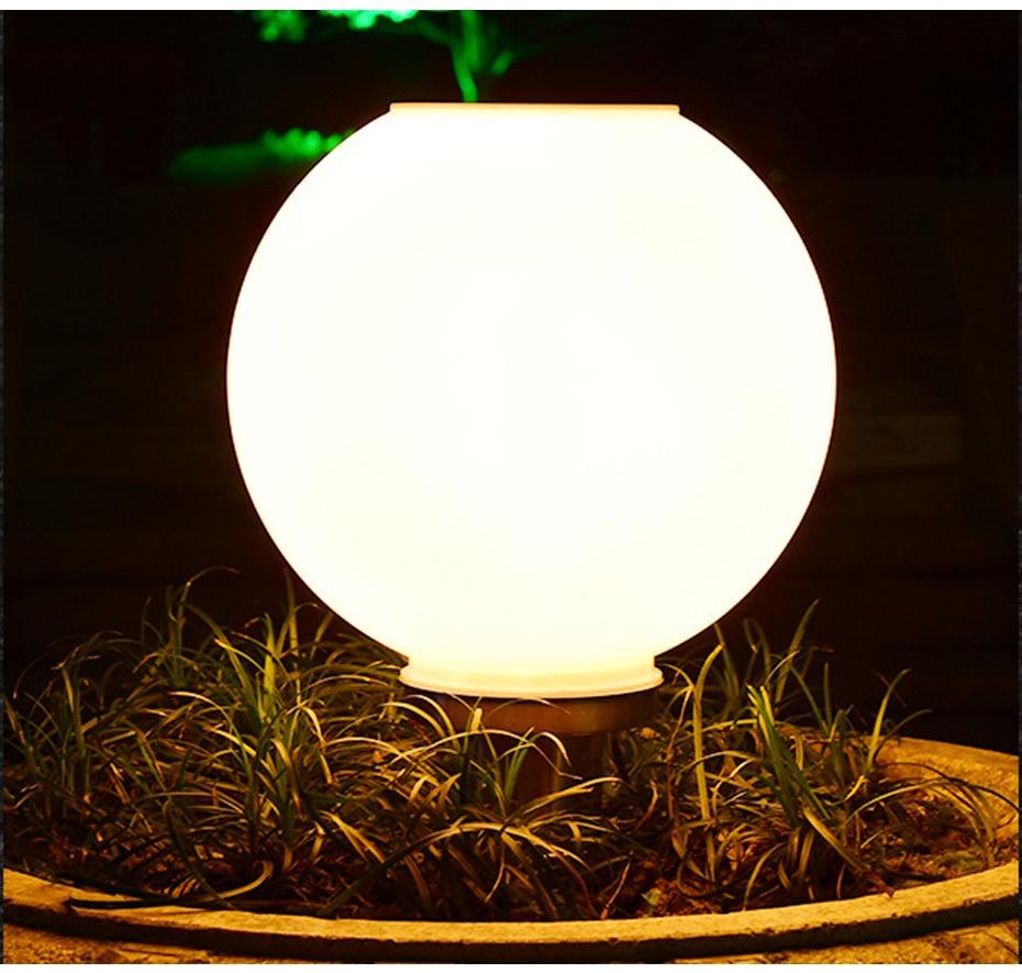 agua gramado luz caminho paisagem lampada solar para casa quintal gramado 03