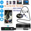 LESHP 1200P HD Wireless USB Endoscope Mini Camera Waterproof Portable 8mm Lens Phone Borescope For IOS