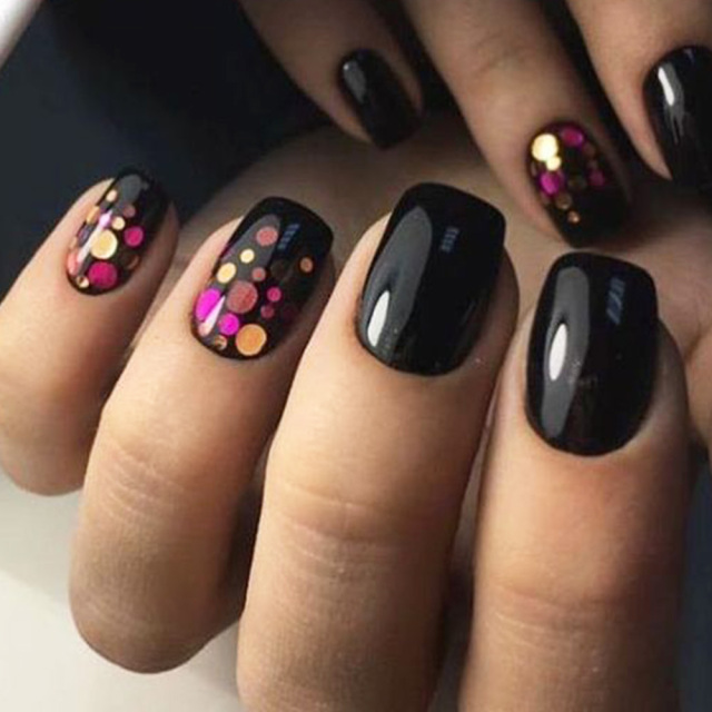 3D Ultrathin Nail Glitter Flakes