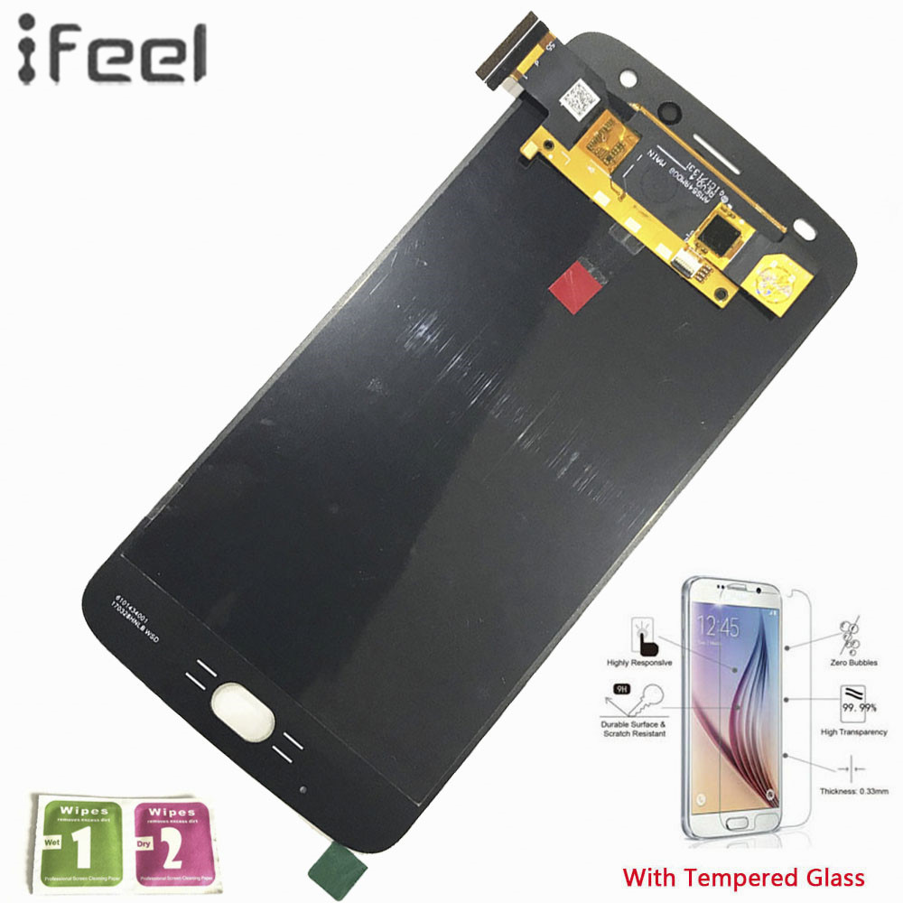 IFEEL New 100% Test Repair Replacement For Motorola Moto Z2 Play XT1710  XT1710-07 LCD Display Touch Screen Digitizer AssemblyIFEEL New 100% Test Repair Replacement For Motorola Moto Z2 Play XT1710  XT1710-07 LCD Display Touch Screen Digitizer Assembly
