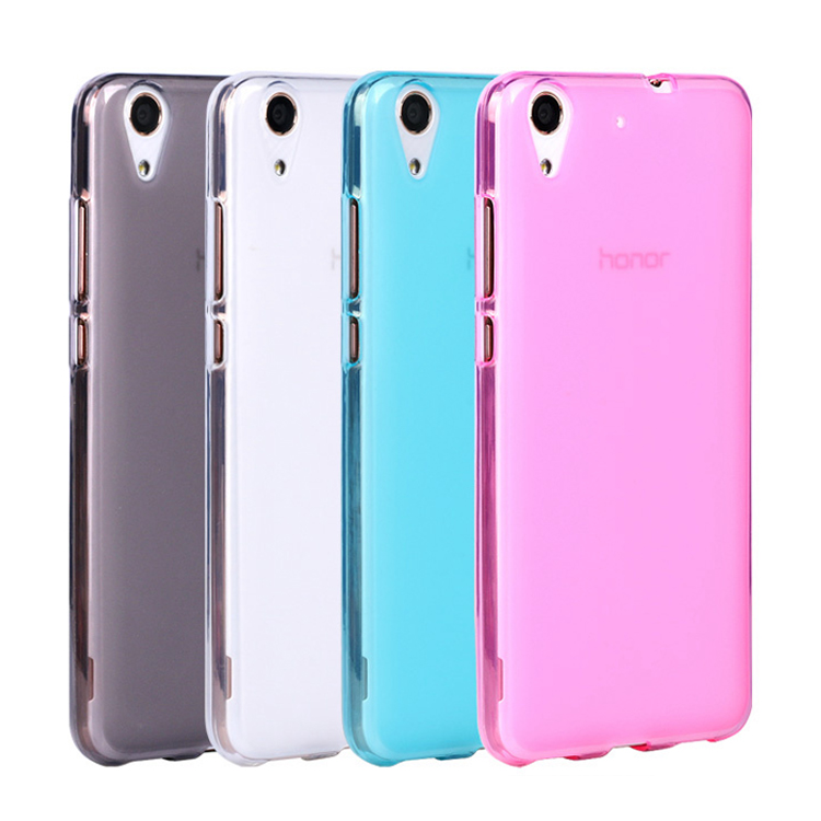 For Huawei Y6 Ii Case Ultra Thin Soft Tpu Case Silicone