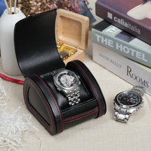 Case Jewelry Travel Watch Storage-Boxes Mechanical-Watch Package Gift-Box Black New Top-Quality