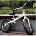 Moda Bicicleta de Los Niños Sin Pedal de Equilibrio 12 pulgadas Bicicleta Con Ruedas Inflables, Confirmar A EN71/ACTS, 2 colores disponibles para el oem