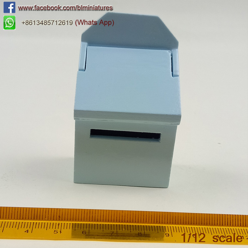 1: 12 Dollhouse Miniatures Tooth Fairy Door Mailbox Faurt Letter Box Elf  Letter Box In Model Building Kits From Toys U0026 Hobbies On Aliexpress.com    Alibaba ...