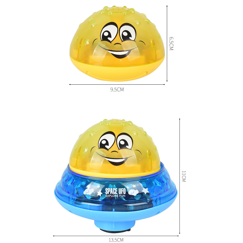 Kids Electric Induction Water Spray Toy 4