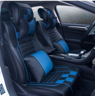 Free Shipping For 2014 Subaru Forester Seat Covers Fashion Durable Leather Car 2009 2013 In Automobiles From