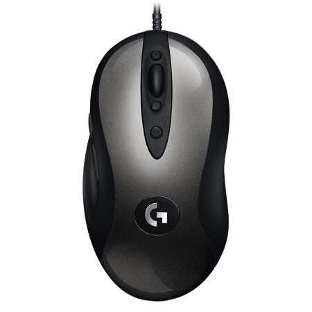 NEW 2018 Logitech MX518 LEGENDARY Classic Gaming Mouse Upgraded Version 16000DPI For CSGO LOL OW PUGB