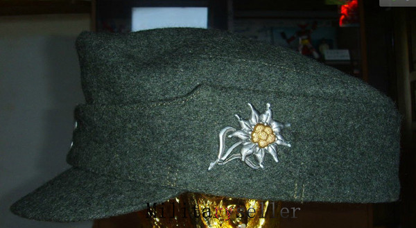 Collectable M43 WWII German Elite Military ARMY Field Hat Wool Cap