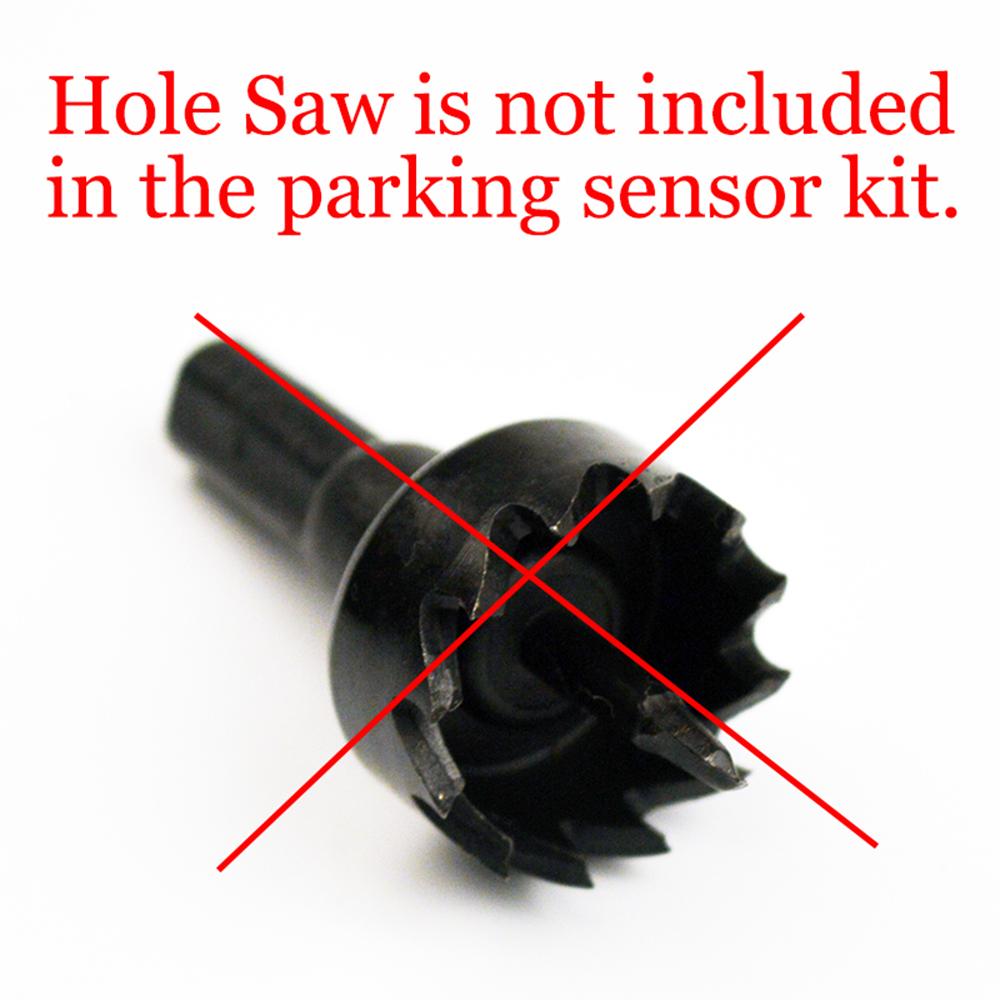 parking sensor no hole saw - 1000