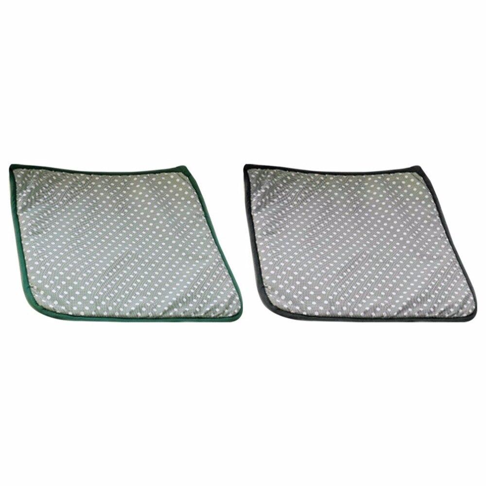Multicolored Spot Cushion Garden Cloth Plain Simple European Style Dining Chair Cushion Students Chair Cushion Household