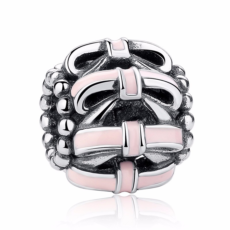 Charm Bracelet Beads - bow