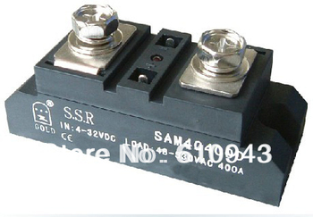 400A SOLID STATE RELAY for Temperature Controller Free Shipping