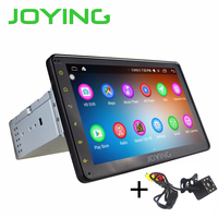 Joying Quad-Core 8 inch Android 6.0 AutoRadio Stereo Single 1 din Universal Car Media Player Android HD Capacitive GPS Car Radio