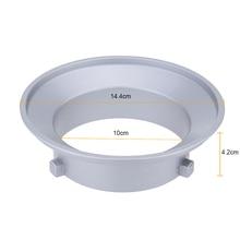 Godox SA-01-BW все металлические 144 мм диаметр монтажных фланец кольцо для flash-аксессуары подходит для Bowens студия флэш