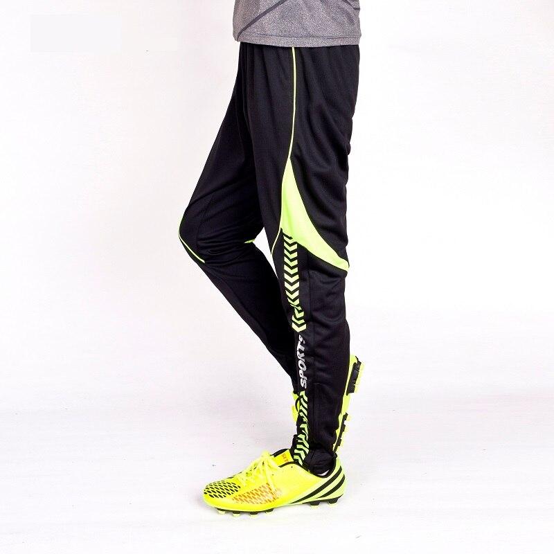 New Running Pants Calca Legging Academia Masculina Mens Jogging Pants Kids Soccer Sports Football Trousers Mesh Gym Leggings