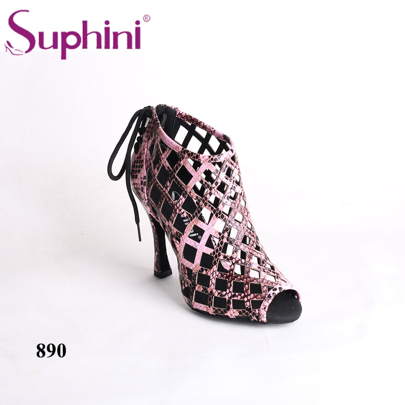 цена New Collection Suphini Hot Party High Heel Dress Shoes Dance Boots