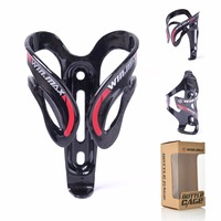 WINMAX Aluminum Alloy Bicycle Bottle Holder Cycling Mountain Bike Water Bottle Holder Cage Bike Accessories