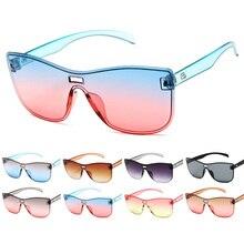 7052a9922d De moda De gran tamaño abrigo gafas De Sol mujer marca diseñador Vintage  Color gafas De Sol sombrilla gafas UV400, gafas De Sol