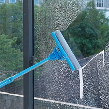 Best Buy Telescopic rods double – sided window cleaning tools household windows windows tools high – rise glass wipers cleaning glass