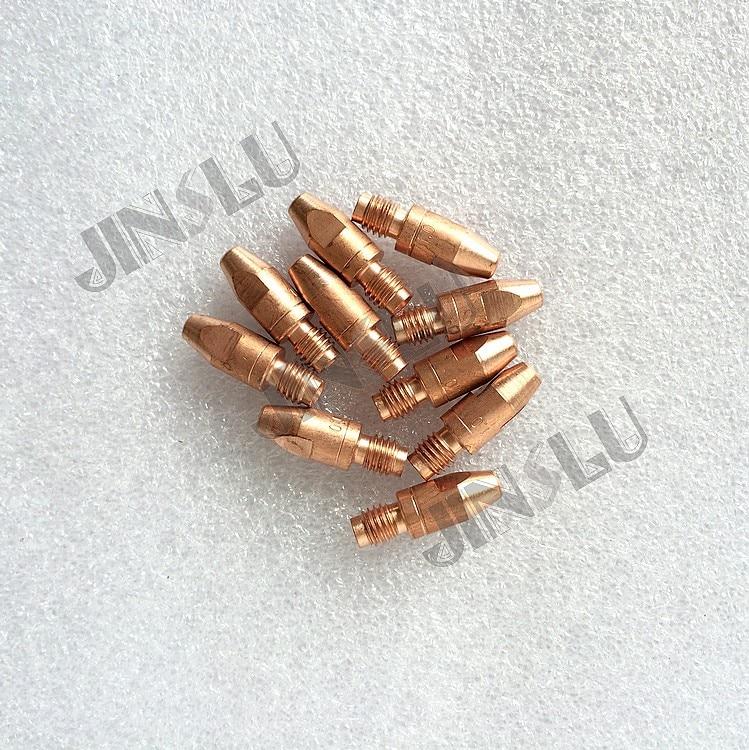 Angemessen M8 30 E-cu Kontaktieren Spitze 1,2mm 20 Stücke SorgfäLtig AusgewäHlte Materialien Werkzeuge