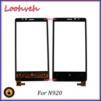 High Quality 4.5'' For Nokia Lumia 920 N920 Touch Screen Panel Sensor Digitizer Outer Glass Lens|Mobile Phone Touch Panel| |  -