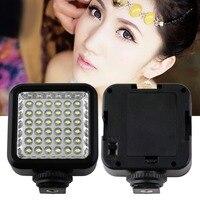 W36 36 LED Video Light Camera Lamp Light Photo Lighting For Cannon For Nikon For Sony