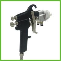 SAT1182 Spiegel Chromlack Einstellbare AirBrush Hochdruckregler Spritzpistole Spray Foam Gun Druckluftwerkzeuge Von Lackierpistole Maschine