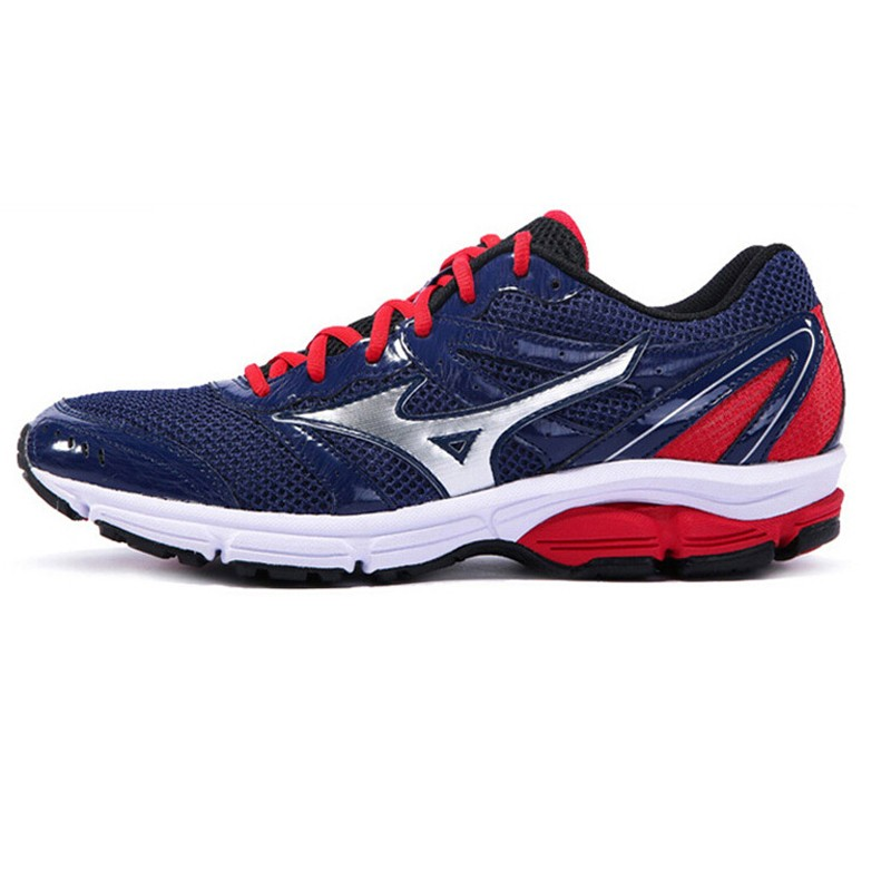 MIZUNO Sport Sneakers Men's Shoes WAVE IMPETUS 2 Running Shoes DMX Technology Cushioning Running Shoes J1GE141305 XYP227 6
