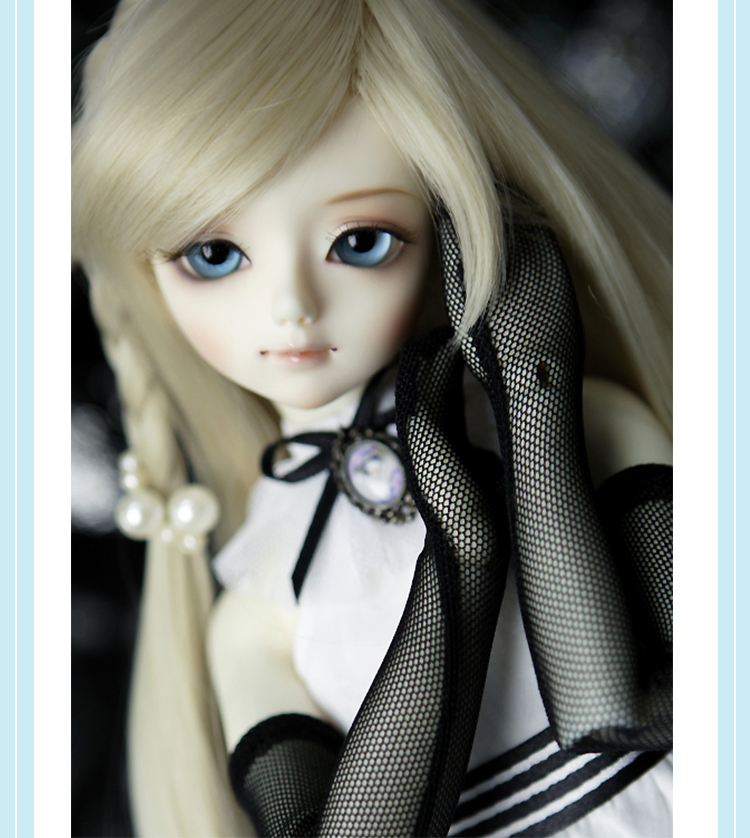 luodoll Bjd doll sd doll girl SOOM AS AI luts DARAE 1 / 4bjd baby Doll (free eyes + free make up) luodoll 4 points bjd doll sd doll male baby luts kid delf bory joint dolls free eyes free make up