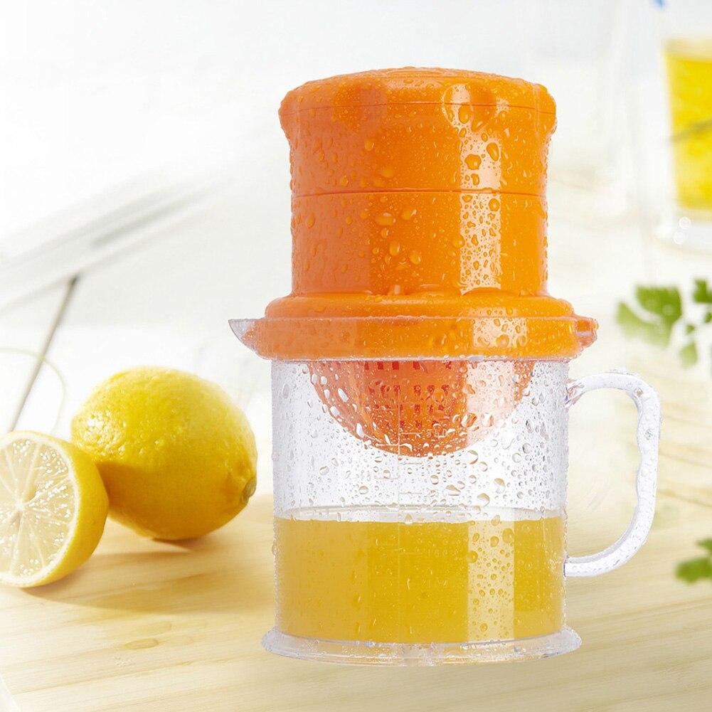 Orange Lemon Juicers ~ Abs plastic manual orange lemon juicer lazy kitchen tool