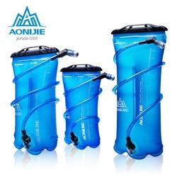 AONIJIE SD16 Soft Reservoir Water Bladder Hydration Pack Water Storage Bag BPA Free - 1.5L 2L 3L Running Hydration Vest Backpack