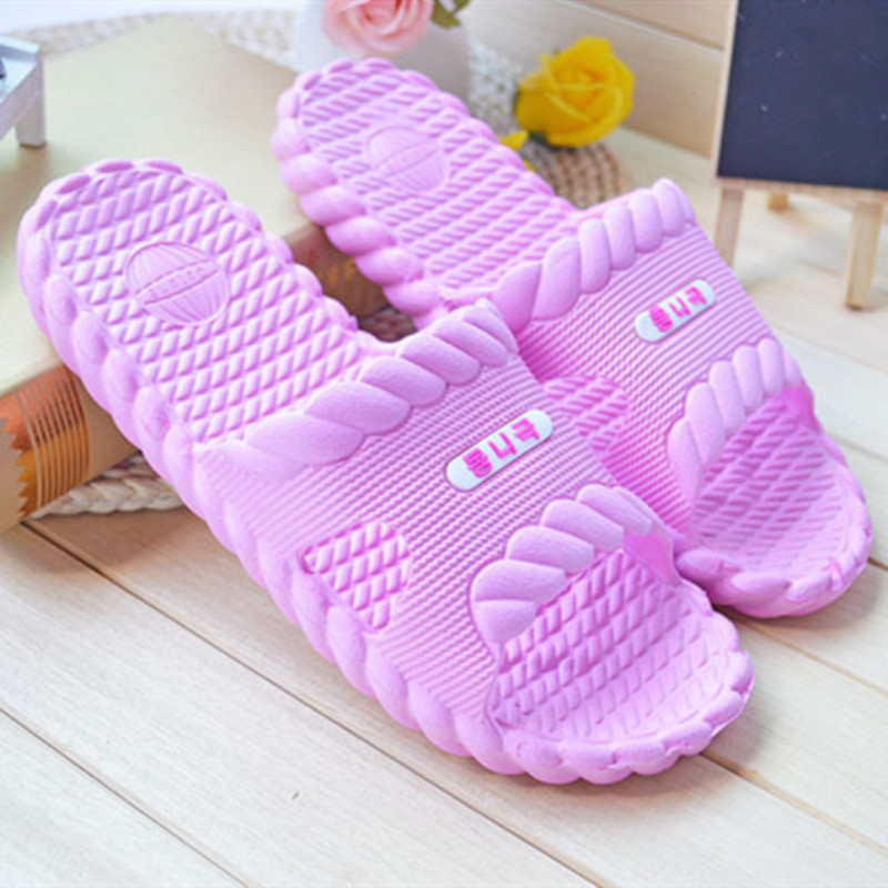 New Slippers Wholesale Thick Stripe Massage Home Couples Sandals and slippers Womens non-slip bathroom slippersNew Slippers Wholesale Thick Stripe Massage Home Couples Sandals and slippers Womens non-slip bathroom slippers