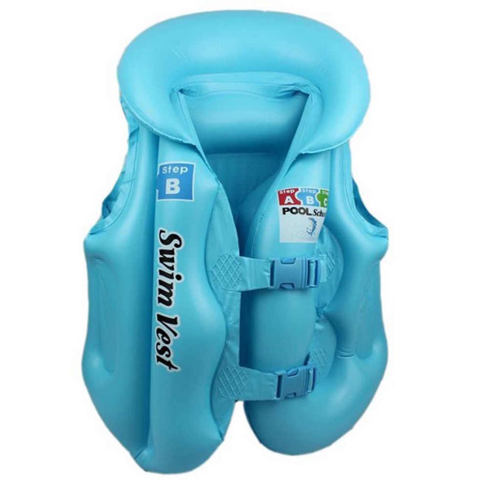 S, m, l, летняя детская безрукавка для плавучего плавания, плавающий жилет, игрушки, детский бассейн, плоты, Плавающий надувной спасательный жилет, детские игрушки