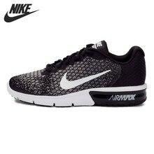 sports shoes 5e1eb 52c2e Nike Original Nouvelle Arrivée 2018 AIR MAX SEQUENT 2 Hommes de Chaussures  de Course Respirant Léger