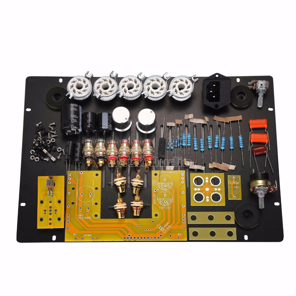 HOT SALE] Douk audio Upgrade EL34 Vacumm Tube Amplifier
