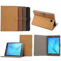 Hot Sale Luxury Retro PU Leather Case Cover For Samsung Galaxy Tab A 8 0 T350