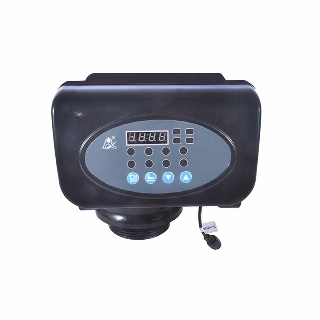 F67P1 4 tons of automatic backwashing quartz sand filter valve activated  carbon filter multi - channel control valve 220V/50 Hz