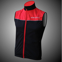 Mountain bike cycling jersery sleeveless gilet vests windproof roupa ciclismo cycling clothes sportwear maillot