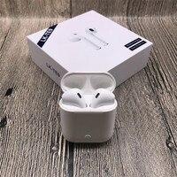 LK-TE9 LK TE9 Сенсорный Тип беспроводной Bluetooth бинауральные звонки смарт-наушники беспроводной зарядки Bluetooth 5,0
