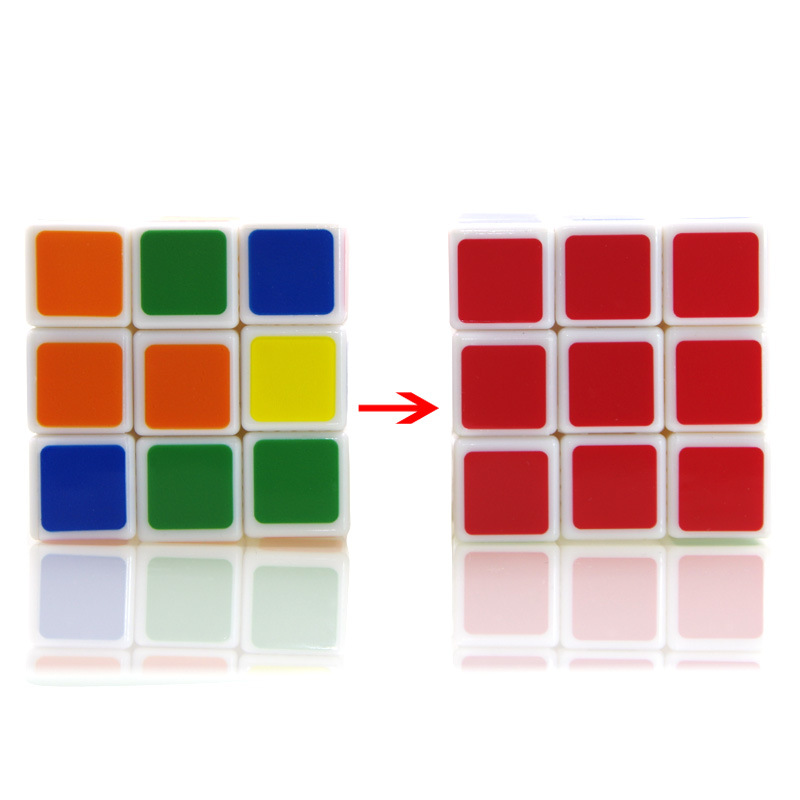 Instant Restore Cube Flash Cube Restore Magic Tricks Stage Close Up Street Party Accessories Comedy Illusions Kids Magia Cube