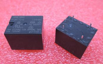 HOT NEW 12V relay 812H-1C-C-12VDC 812H-1C-C-12V 812H-1C-C 12VDC 812H1CC 12V 12VDC DC12V DIP5 50PCS/LOT фото